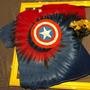 Other - Marvel's Captain America Tee